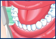 Brush your teeth after you floss - it is a more effective method of preventing tooth decay and gum disease