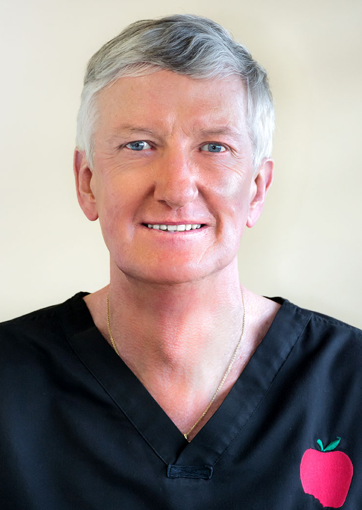 Dr. John McCann, Dentist, Fairfield Dental, Team Member